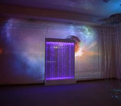 Волшебный виртуальный мир для вашей сенсорной комнаты