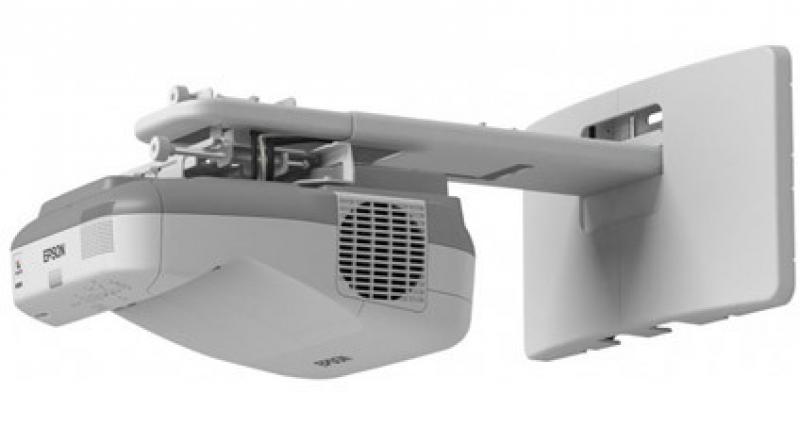 ультракороткофокусный проектор