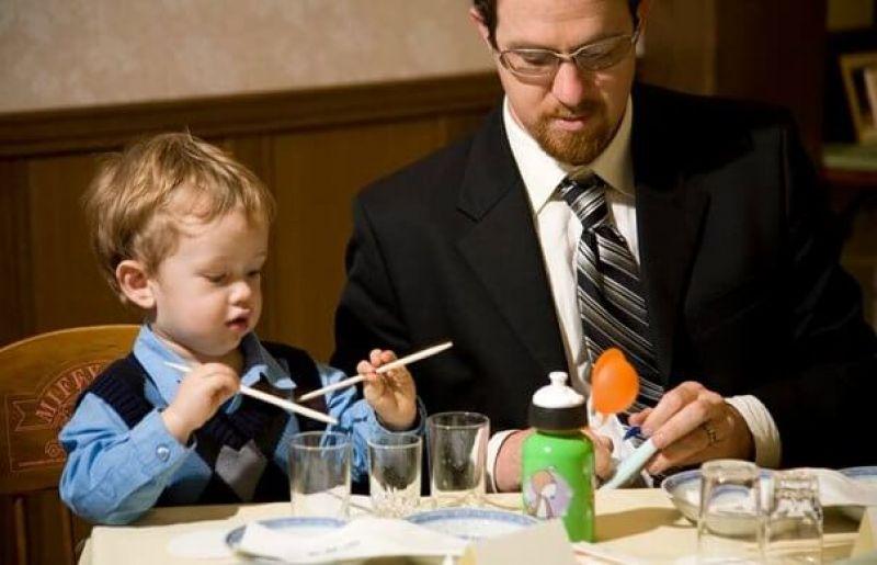 детская комната в кафе и ресторане