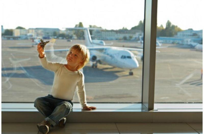 детская комната в аэропорте и на вокзале