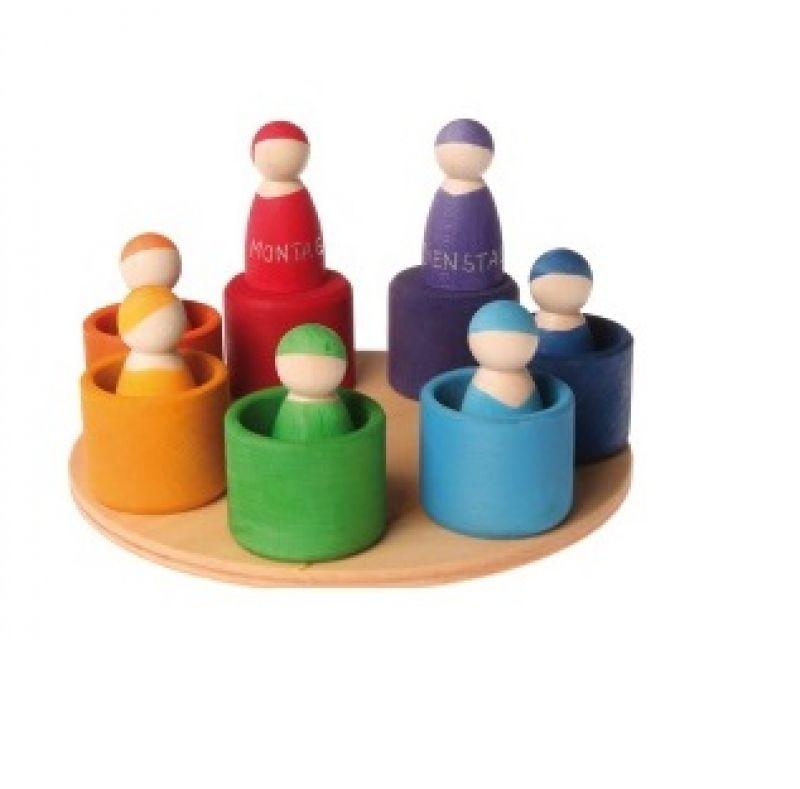 деревянные игрушки grimms